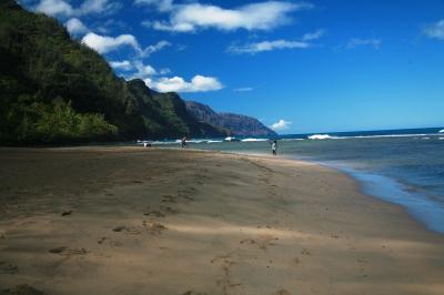 Kauai Hawaii. 'Nuf said'.