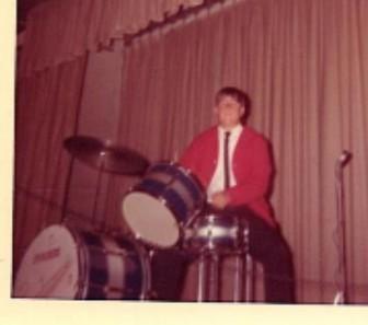 Dave Geffken-drums