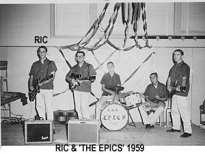 Ric & The Epics