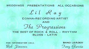"'Lil Ray"" and the Progressions"
