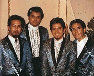 (L to R): Martin Montelongo; Country Joe Navarro;  Albert Delgado; and Henry Ramirez.