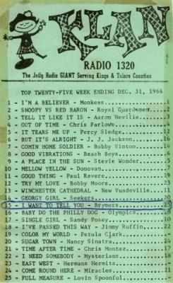 KLAN Radio - Hanford, CA