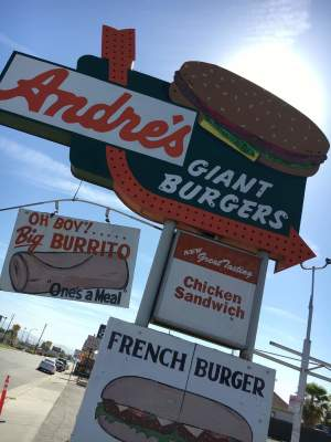 Andre's Drive In - Bakersfield