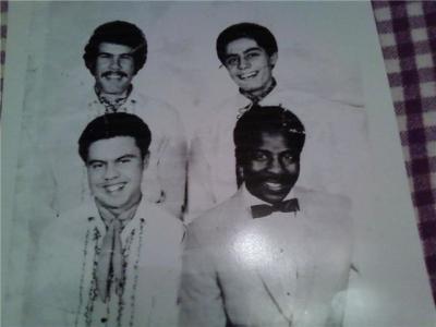 Max Lupercio, Rick Rosalez, Raymond Funtes, and Melvin Brooks