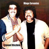 Lionel Ritchie and Ray Camacho