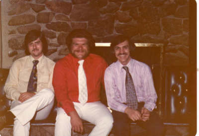 Kenny, Doug, and Dennis