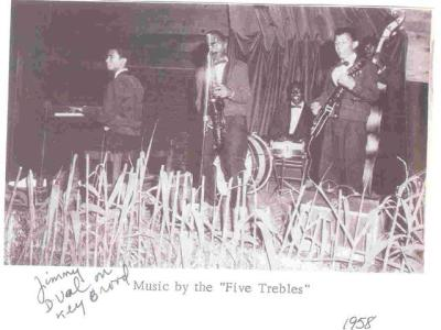 The Five Trebles - 1958