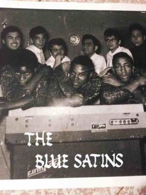 The Blue Satins - 1968