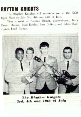 The Rhythm Knights - 1965