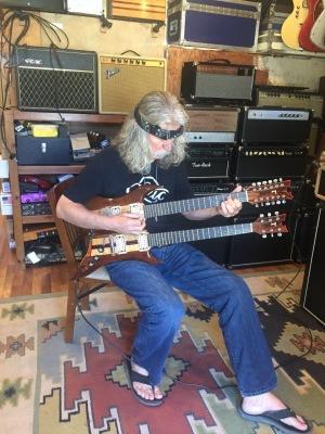 Mike Heibert - Lead Guitar