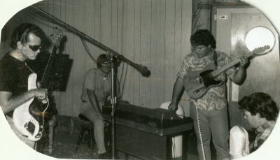 Harmony Studios - L.A. - 1966