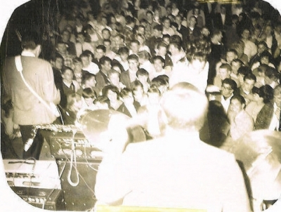 Lemoore Civic Auditorium - 1965