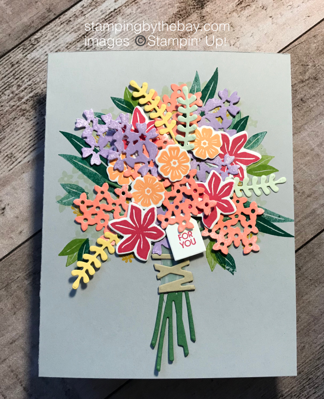 A Beautiful Bouquet For A Friend