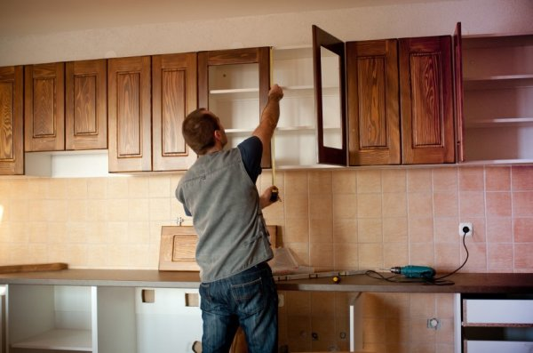 Doing Cabinetry and Remodeling Work in Residential Constructions