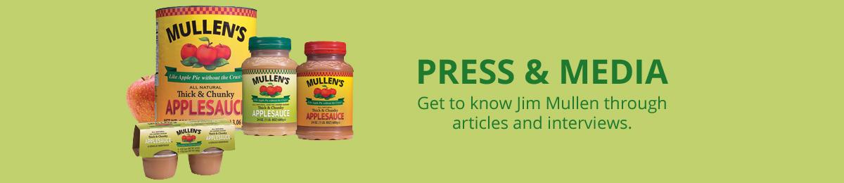 Press & Media Jim Mullen