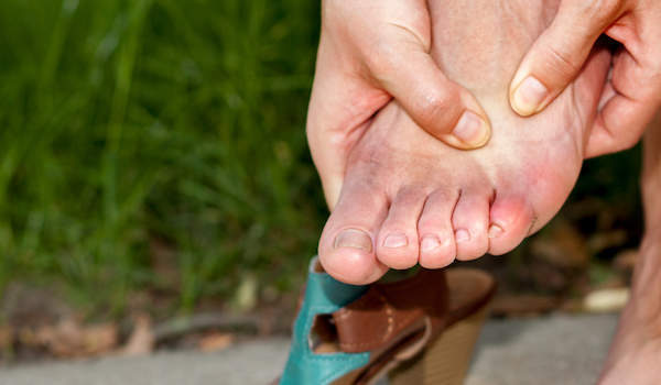 Fixing Problems in Your Toe Alignment