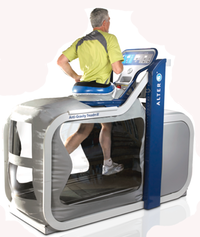 Air Treadmill