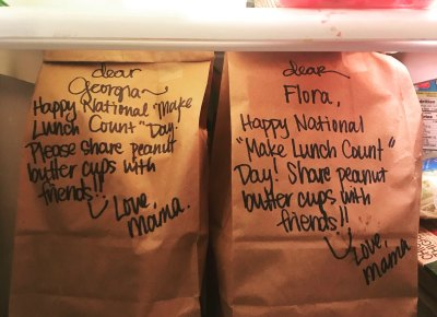National Make Lunch Count Day!