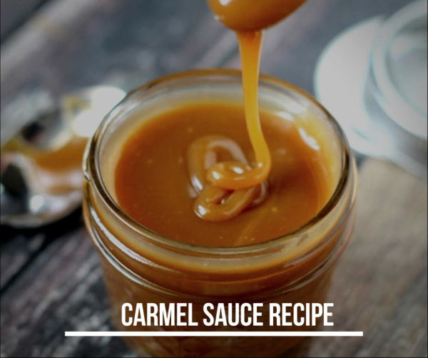 Homemade Goat Caramel Sauce