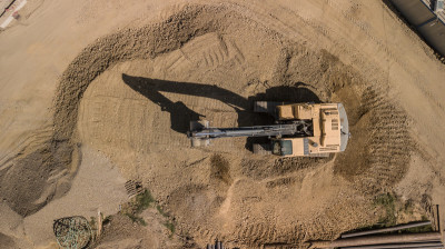 How Site Grading Prepares a Construction Site