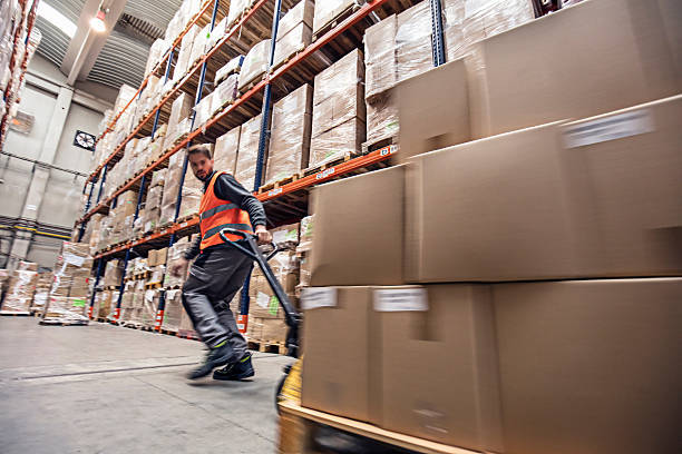 Advantages Of Selecting The Best Warehouse Management System