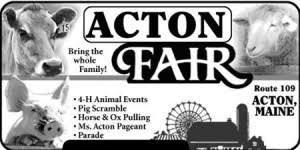 Acton Fair