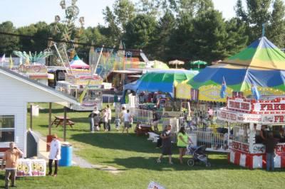 Clinton Lions Agricultural Fair