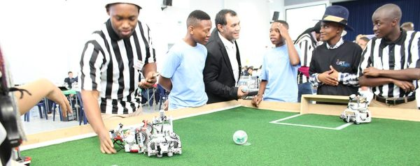 regional Robotics competitions and make new friends at our various Robotics clubs and workshops.