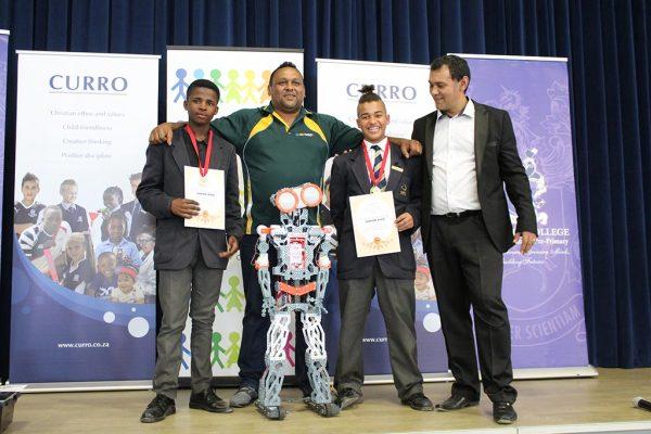 Awards for Regional Robotics Tournaments