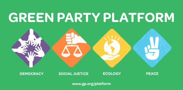 The Rise of the Green Party