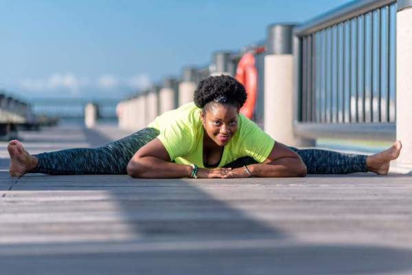 Exquisite Exclusive: Kennae Miller of Transformation Yoga