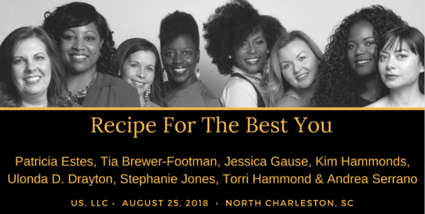 """Complete Your Yourself at """"Recipe For The Best You"""""""