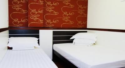 Standard Twin Room 標準雙床房