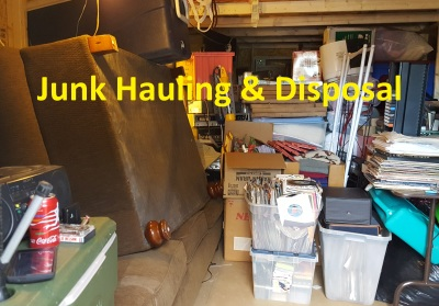Junk Hauling & Disposal
