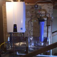 Navien Tankless water heater in Banning CA