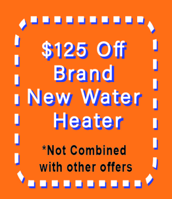 Banning water heater coupon