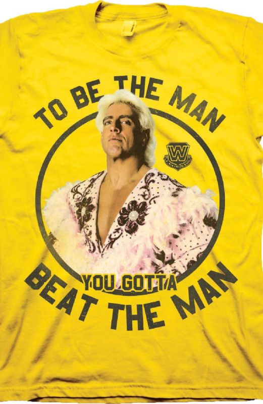 Did You Know That Ric Flair Is Regarded As The Greatest Wrestler Of All Time? Click Here For More In