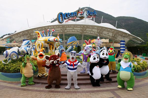 HONG KONG with Ocean Park Land Arrangement