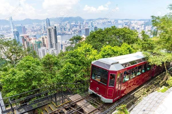 4D3N ALL IN ENCHANTING HONG KONG