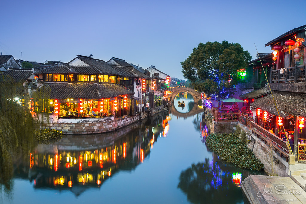 4D3N SHANGHAI WITH DISNEY + ANCIENT WATER TOWN HIGHLIGHT TOURG