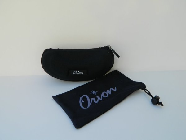Microfiber bag and polypropylene case