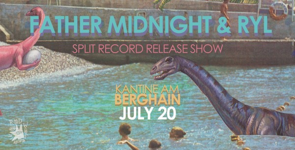 Father Midnight and RYL Split Record Release