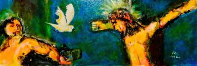 XI. Jesus promises the kingdom to the penitent thief