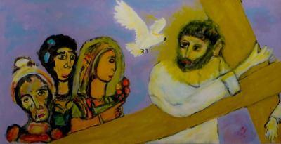 IX Jesus meets the women of Jerusalem