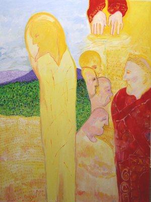 V. Jesus judged by Pilate