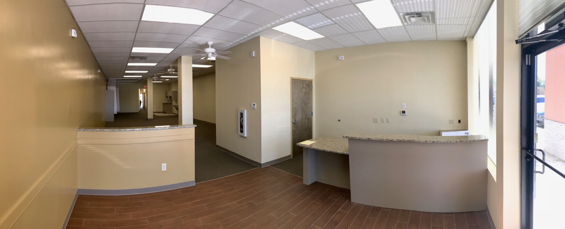 Select Physical Therapy Buildout  New Bern