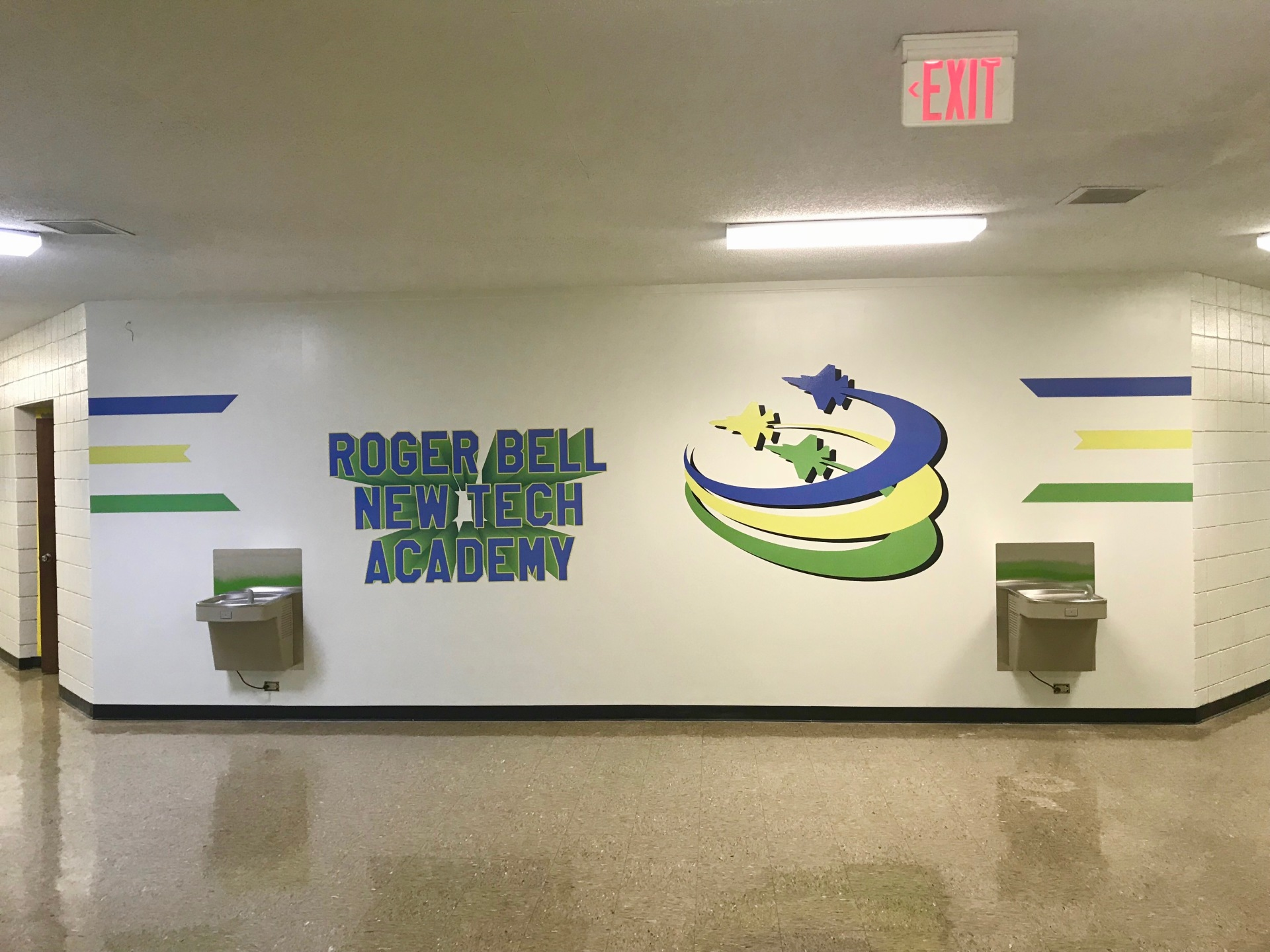 Roger Bell New Tech Academy Craven County