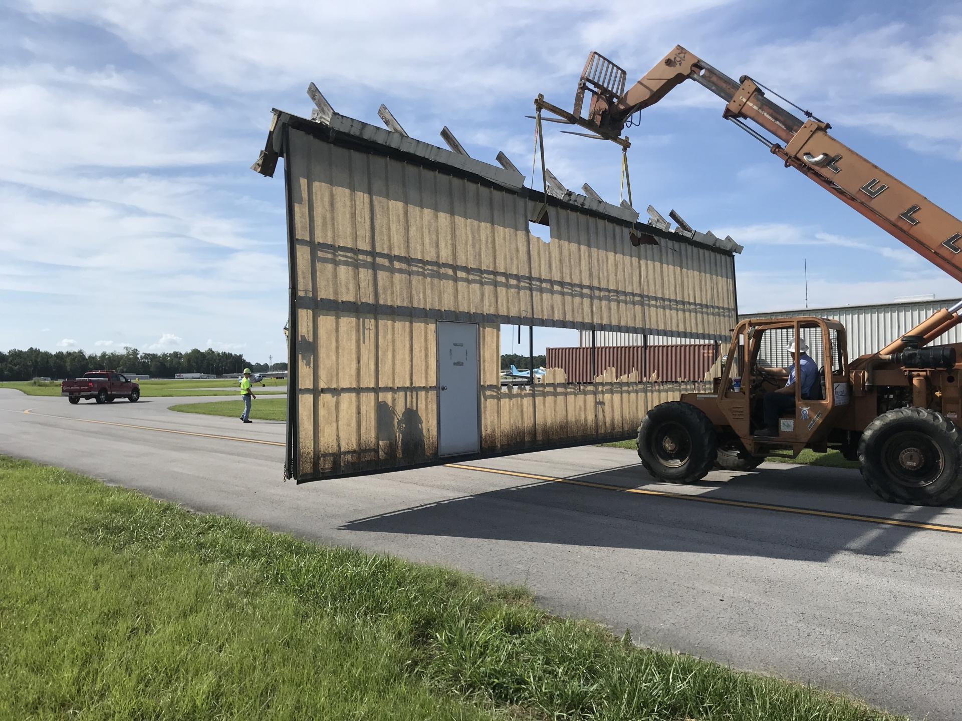 Door RemovalCoastal Carolina RegionalAirport New Bern