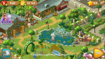 Gardenscapes – Players Can Get Different Types Of Rewards