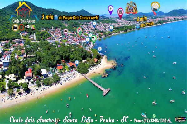 19 Praias Maravilhosas em Penha